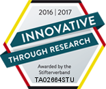 Innovative through research 2016|2017