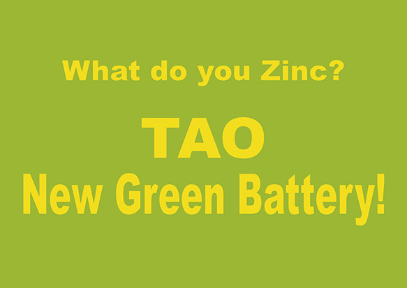 TAO-Zinc-Air-Battery-System